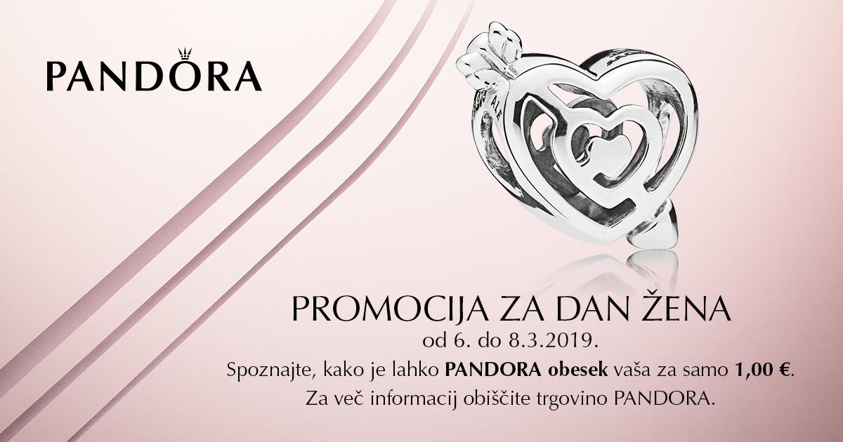 DAN ŽENA V TRGOVINI PANDORA  066925f46a1